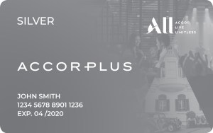 Accor Plus Card