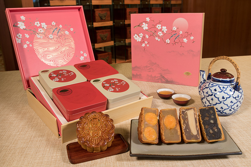 mandarin oriental singapore mooncake 2021