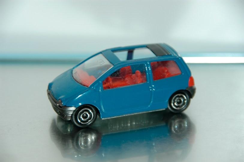 Majorette 1:58 Renault Twingo 206 1994