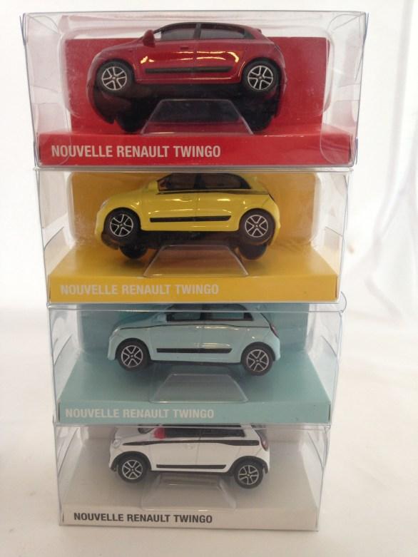Renault Twingo Norev 3 inch