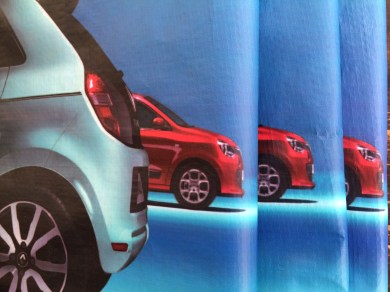 Renault Twingo Shopper