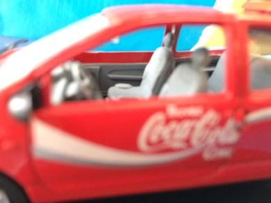 Renault Twingo Verem Coca Cola 1:43