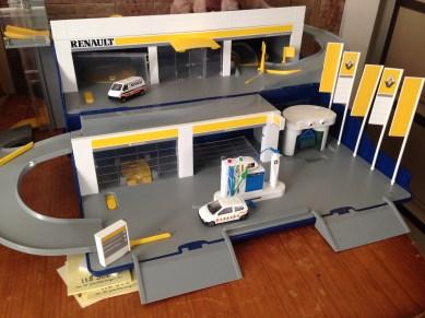 Norev Renault Garage