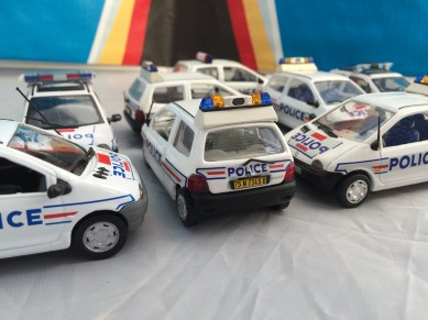 Renault Twingo Police Collection (3)