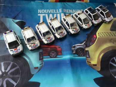 Renault Twingo Police Collection (6)