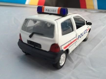Renault Twingo Police Solido Verem Ref 234 (2)