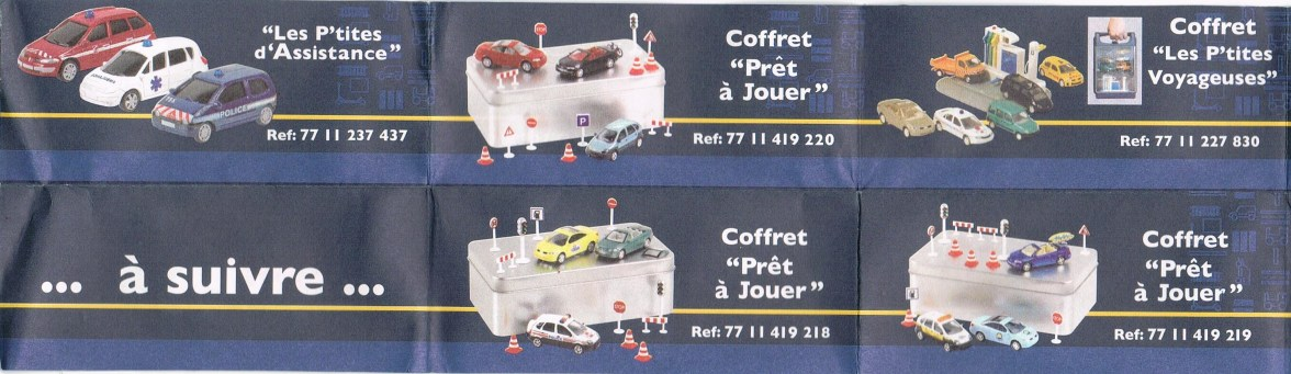 Renault Toys pt1