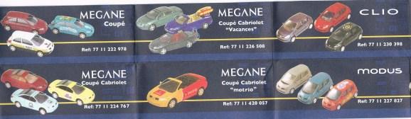 Renault Toys pt5