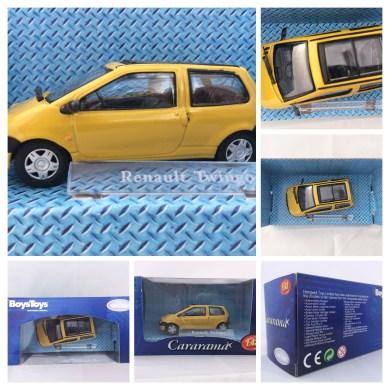 143 cararama yellow 2 boys toys