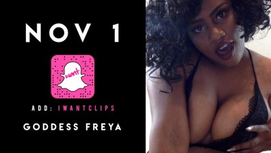 NOV1-GODDESS FREYA