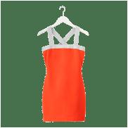 Red Mini-Dress, $90