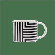 Striped mug, $10 each