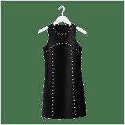 Studded Dress, $180