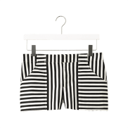 Stripes Shorts, $75