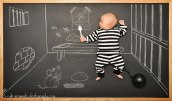 chalkboard advenutres of a newborn baby (6)