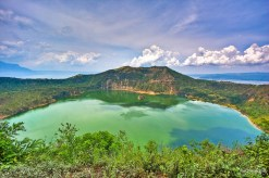 Vulcan Point within Crater Lake, Taal Volcano – Luzon, Philippines