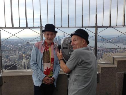 Ian McKellen and Patrick Stewart 01