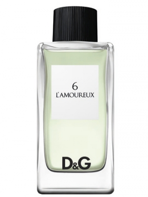 D&G Anthology L`Amoureaux 6 Fragrance