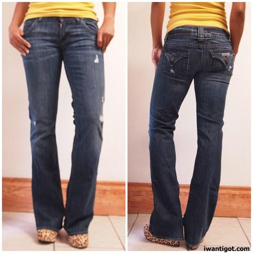 Hudson Jeans Sandra