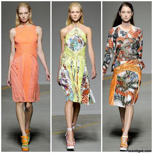 Christopher Kane Spring Summer 2011 Womens