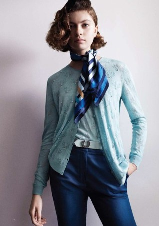 Fred Perry Laurel Wreath Collection by Richard Nicoll Spring Summer 2011