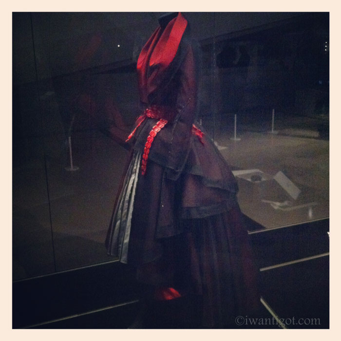 BIG Dream: How a Dior Dress Came to the ROM - February 9, 2013