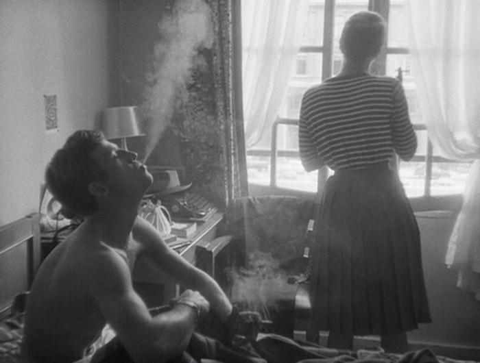 Breathless - Jean Seberg