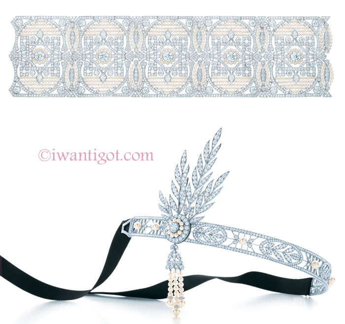 The Great Gatsby x Tiffany & Co.