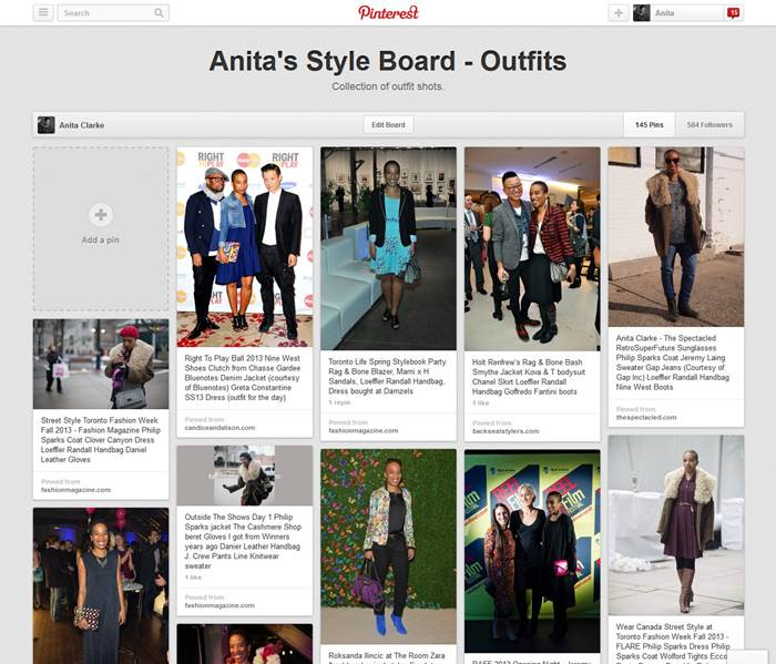 Ask a Geek: Personal Style Sharing Sites