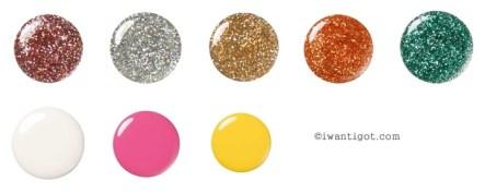 Anna Sui Nail Collection - Nail Art Colour N