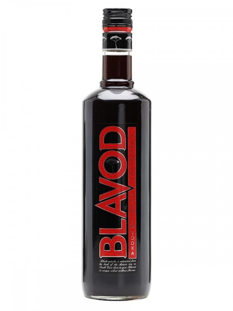 Blavod Black Vodka I Want It Black