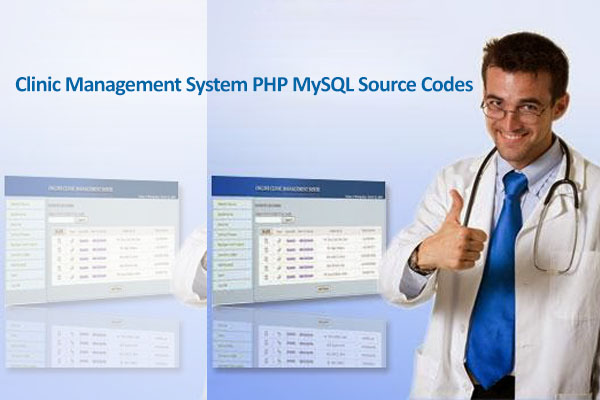 Clinic Management System PHP MySQL Source Codes