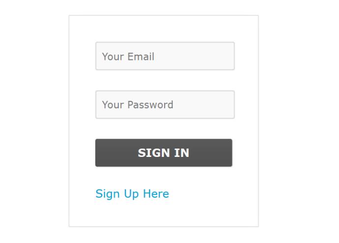 User Registration Login PHP MySQL Source Code