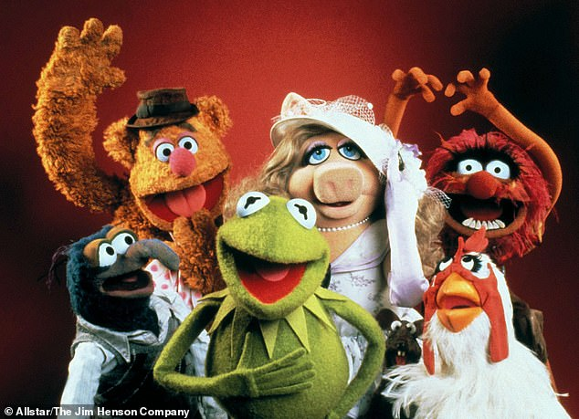Offensive Muppets