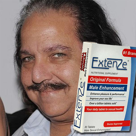 Ron Jeremy Extends