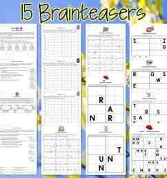 Easter Math Challenges \u0026 Brainteasers 2nd \u0026 3rd Grade Math Activities for  April - I Want to be a Super Teacher [ 960 x 960 Pixel ]