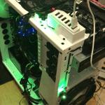 自作パソコンのスペック紹介の画像