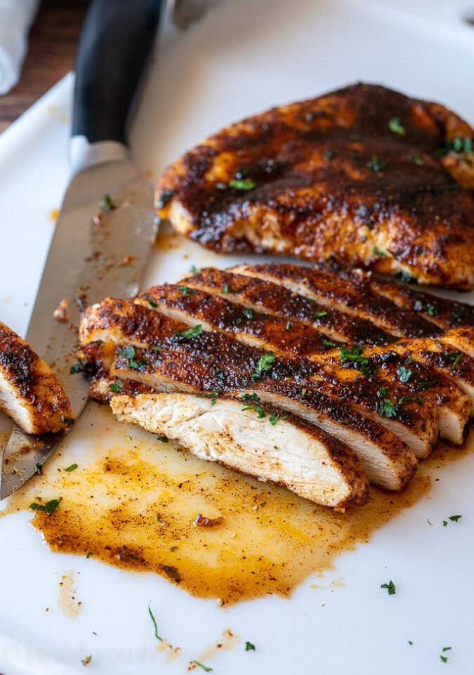 Juicy Oven Baked Chicken Breast Recipe | I Wash You Dry