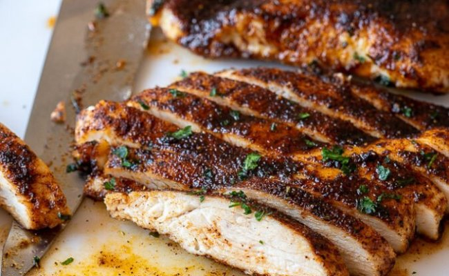 Juicy Oven Baked Chicken Breast Recipe I Wash You Dry