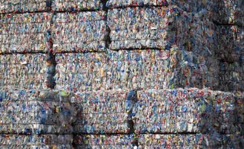 ambiente adequado para residuos