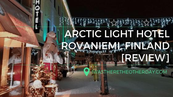 Arctic Light Hotel in Rovaniemi