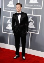 Justin Timberlake in Tom Ford - Getty Images