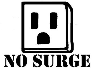 Surge Protector Power Strip Power Strip For Large Plugs