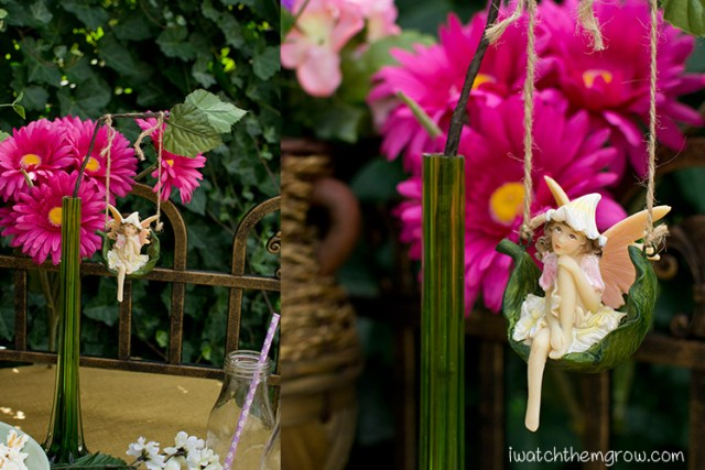 Garden fairy party decoration ideas