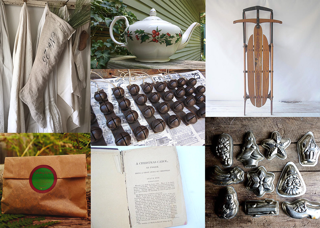 Ooh I love Christmas traditions and this is a great list for gift ideas!
