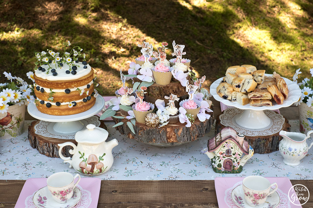 Miraculous Fairy Tea Party Food Ideas I Watch Them Grow Download Free Architecture Designs Xerocsunscenecom
