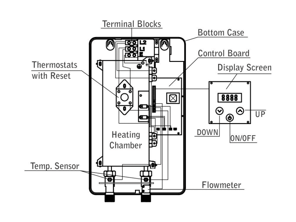 Eemax Tankless Water Heater Wiring Diagram