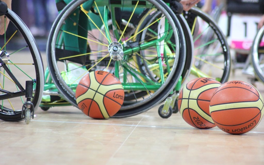 "IWBF premieres ""Introduction to wheelchair basketball for developing NOWBs"" project in India"