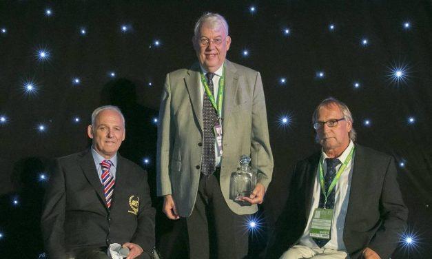 IWBF Europe award Jan Berteling honorary membership