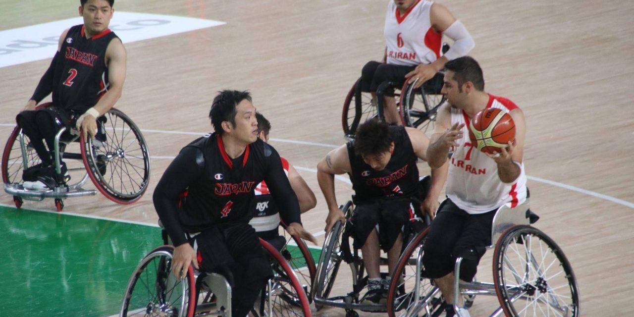 Japan claim 9th spot over Iran